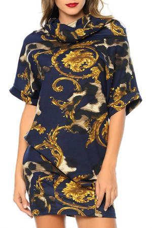 Платье Milanesse missy. Цвет: желтый