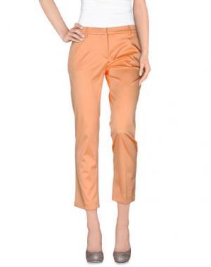 Повседневные брюки TRĒS CHIC S.A.R.T.O.R.I.A.L. Цвет: абрикосовый