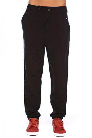 Штаны женские  Late Night Pant Black Volcom. Цвет: черный