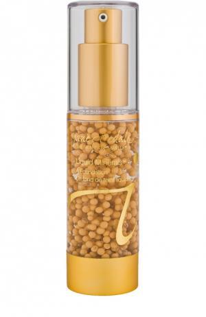 Крем-пудра Теплое золото jane iredale. Цвет: бесцветный