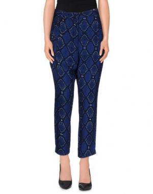 Повседневные брюки LAURENCE DOLIGÉ. Цвет: синий