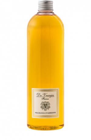 Наполнитель для диффузора Limone & Mandarino Dr.Vranjes. Цвет: бесцветный