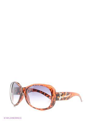 Солнцезащитные очки Vittorio Richi. Цвет: персиковый