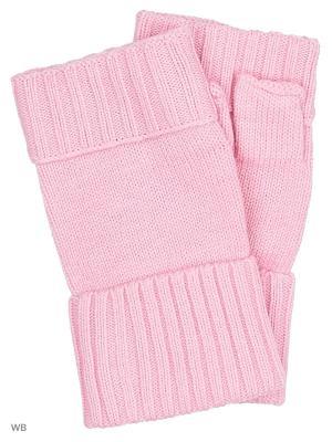 Митенки Pur. Цвет: розовый, лиловый