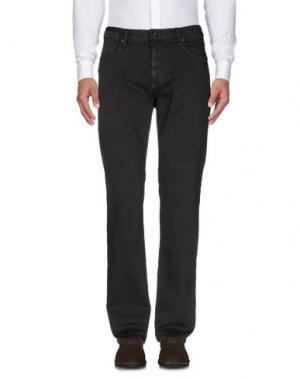 Повседневные брюки JOHN VARVATOS ★ U.S.A.. Цвет: темно-зеленый