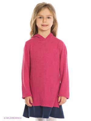 Джемпер Hoodie dress Appaman. Цвет: розовый