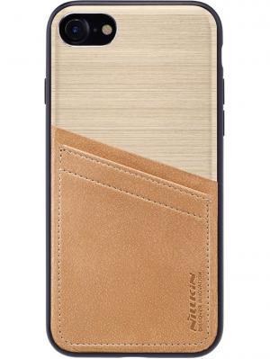 Накладка Nillkin Classy Case для Apple iPhone 7. Цвет: черный