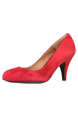 Туфли ARNALDO TOSCANI. Цвет: красный