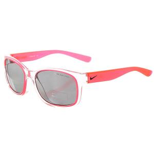 Очки  Spirit Clear Hyper Punch Grey W/Silver Flash Lens Nike Optics. Цвет: розовый