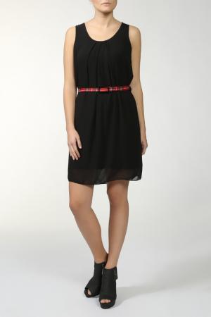 Платье Fullah Sugah. Цвет: черный
