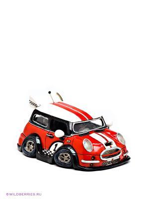 Машина MC Vooroom The Comical World of Stratford. Цвет: красный, белый, черный