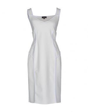 Платье до колена CHIARA BONI LA PETITE ROBE. Цвет: белый
