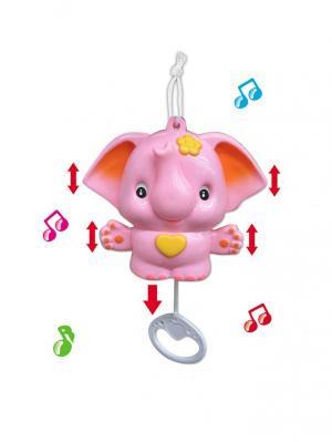 Музыкальная Подвеска S-S. Цвет: розовый