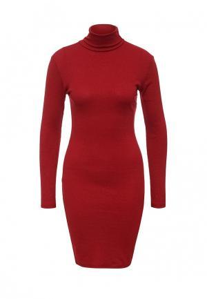 Платье Coco Nut. Цвет: красный
