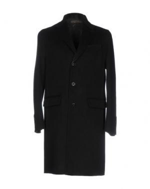 Пальто U-NI-TY. Цвет: черный