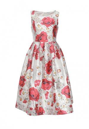 Платье Paccio. Цвет: белый