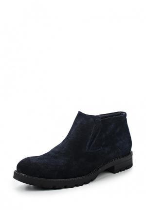 Ботинки Terra Impossa. Цвет: синий