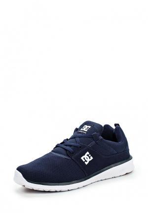 Кроссовки DC Shoes. Цвет: синий
