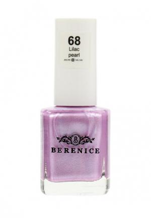 Лак для ногтей Berenice. Цвет: фиолетовый