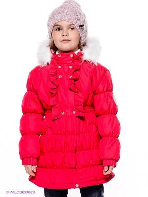 Куртка ANGRY BIRDS. Цвет: розовый