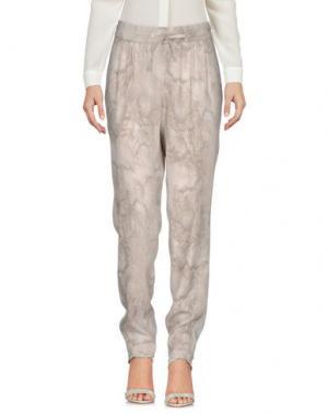 Повседневные брюки CAMBIO. Цвет: бежевый