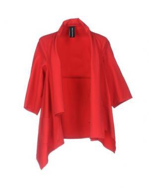 Пиджак CORINNA CAON. Цвет: красный