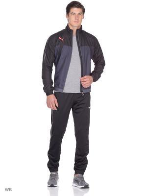 Ветровка evoTRG VENT THERMO-R Jacket PUMA. Цвет: серый, черный