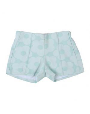 Повседневные шорты HUCKLEBONES. Цвет: светло-зеленый