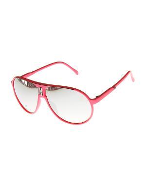 Солнцезащитные очки Happy Charms Family. Цвет: розовый