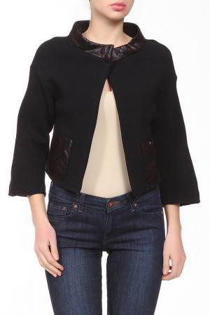 Пиджак XS MILANO. Цвет: черный