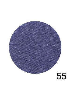 Тени Eye-Shadow  тон 55 Limoni. Цвет: темно-синий
