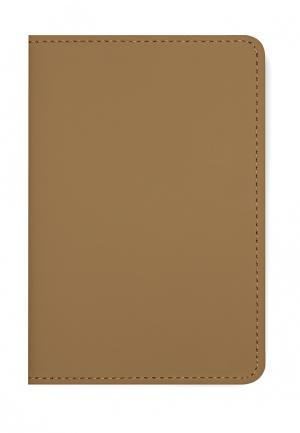 Обложка для документов Artskill. Цвет: коричневый