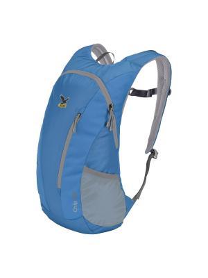 Рюкзак Salewa Daypacks CHIP 20. Цвет: синий