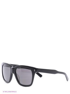 Очки солнцезащитные Replay. Цвет: черный, серый
