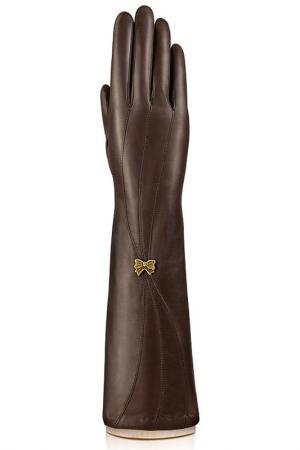 Перчатки Labbra. Цвет: светло-коричневый