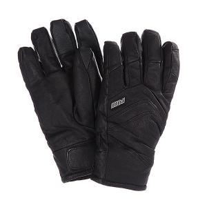 Перчатки сноубордические  Stealth Glove Black Pow. Цвет: черный