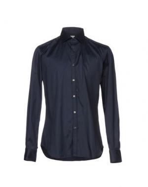 Pубашка CELLINI. Цвет: темно-синий
