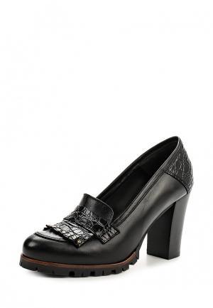 Туфли Natalia Blanco. Цвет: черный