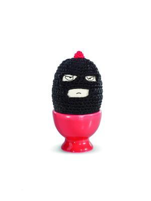 Чехол для яиц Egg Bandit Donkey. Цвет: черный, красный