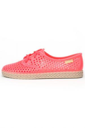Туфли летние ZAXY. Цвет: розовый