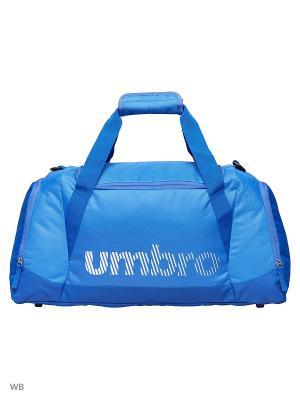 Сумка многофункциональная Umbro. Цвет: синий, белый, темно-синий