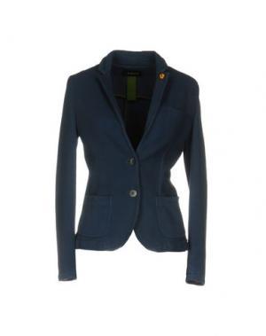 Пиджак IANUX. Цвет: синий