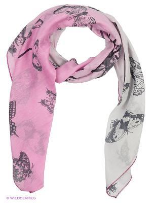 Платок CODELLO. Цвет: розовый