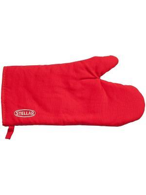 Перчатка-прихватка (Красная) Horwood. Цвет: красный