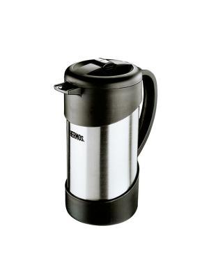 Термос-кофеварка NCI 1000 Caffee Plunger (1.0L) Thermos. Цвет: черный