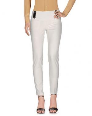 Повседневные брюки TENAX. Цвет: слоновая кость