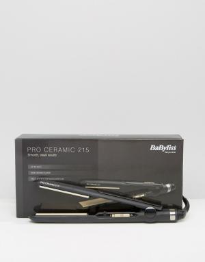 Babyliss Керамический утюжок для волос Pro 215 от. Цвет: мульти
