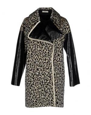 Легкое пальто BOUCHRA JARRAR. Цвет: черный