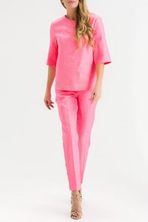 Блуза XARIZMAS. Цвет: розовый