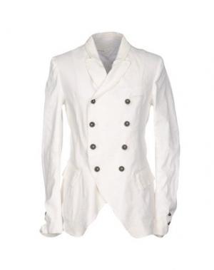 Пиджак NOSTRASANTISSIMA. Цвет: белый